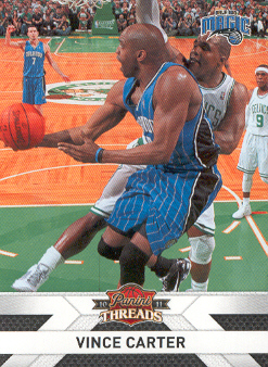2010-11 Panini Threads #59 Vince Carter