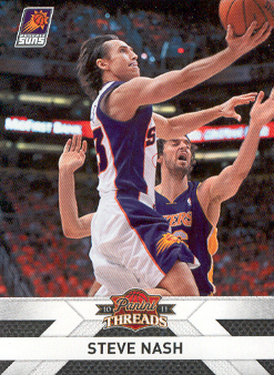 2010-11 Panini Threads #65 Steve Nash