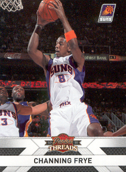 2010-11 Panini Threads #67 Channing Frye
