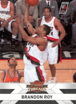 2010-11 Panini Threads #69 Brandon Roy
