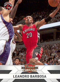 2010-11 Panini Threads #81 Leandro Barbosa