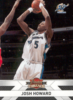 2010-11 Panini Threads #87 Josh Howard