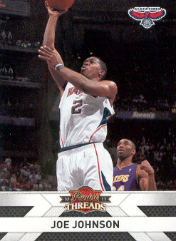2010-11 Panini Threads #88 Joe Johnson