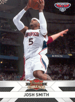 2010-11 Panini Threads #89 Josh Smith