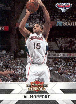 2010-11 Panini Threads #90 Al Horford