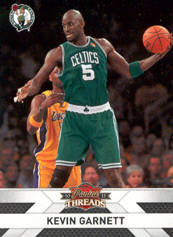 2010-11 Panini Threads #94 Kevin Garnett