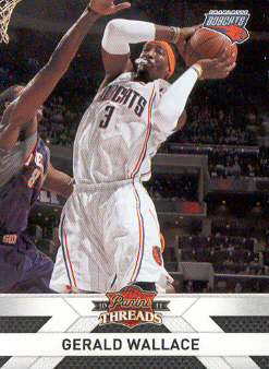 2010-11 Panini Threads #97 Gerald Wallace