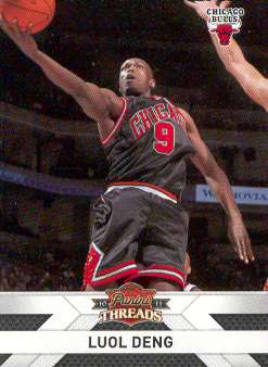 2010-11 Panini Threads #101 Luol Deng