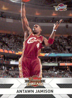 2010-11 Panini Threads #103 Antawn Jamison