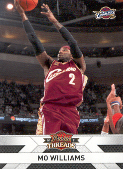 2010-11 Panini Threads #105 Mo Williams