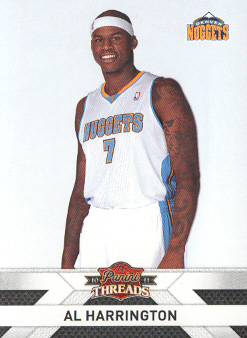 2010-11 Panini Threads #111 Al Harrington