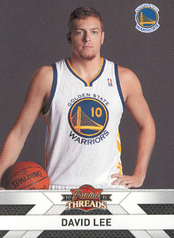 2010-11 Panini Threads #118 David Lee