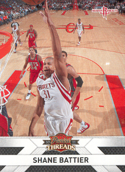 2010-11 Panini Threads #119 Shane Battier