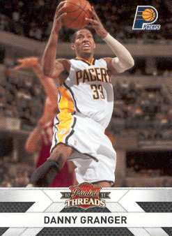 2010-11 Panini Threads #123 Danny Granger