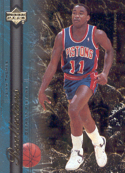 2000 Upper Deck Century Legends Recollections #R2 Isiah Thomas