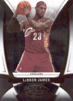 2009-10 Certified #107 LeBron James