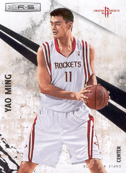 2010-11 Rookies and Stars #57 Yao Ming