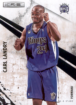 2010-11 Rookies and Stars #100 Carl Landry
