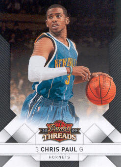 2009-10 Panini Threads #3 Chris Paul