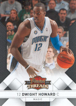 2009-10 Panini Threads #6 Dwight Howard