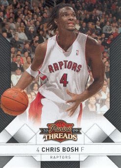 2009-10 Panini Threads #8 Chris Bosh