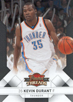 2009-10 Panini Threads #9 Kevin Durant
