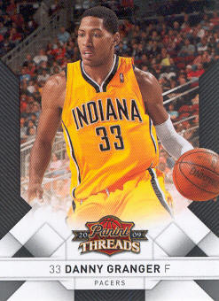 2009-10 Panini Threads #10 Danny Granger