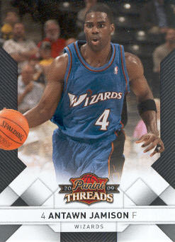 2009-10 Panini Threads #12 Antawn Jamison