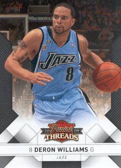 2009-10 Panini Threads #13 Deron Williams