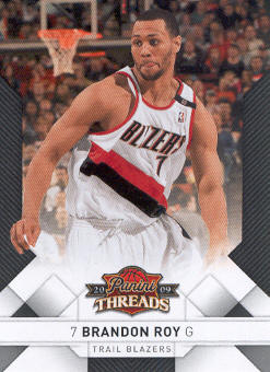 2009-10 Panini Threads #16 Brandon Roy