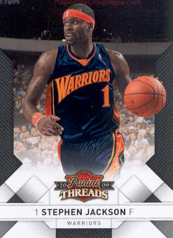 2009-10 Panini Threads #17 Stephen Jackson