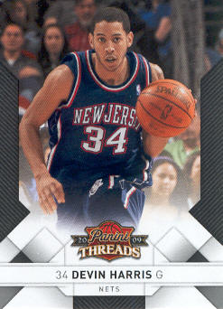 2009-10 Panini Threads #21 Devin Harris