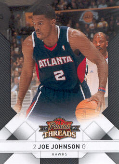 2009-10 Panini Threads #22 Joe Johnson