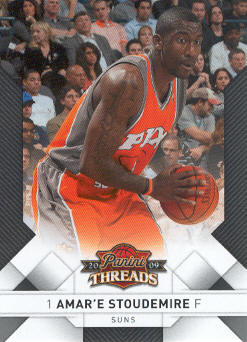 2009-10 Panini Threads #23 Amare Stoudemire
