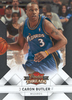 2009-10 Panini Threads #25 Caron Butler