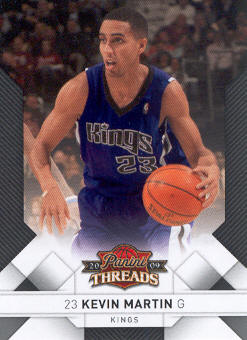2009-10 Panini Threads #26 Kevin Martin