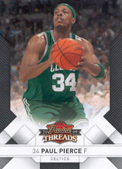2009-10 Panini Threads #30 Paul Pierce