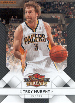 2009-10 Panini Threads #32 Troy Murphy