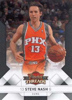 2009-10 Panini Threads #33 Steve Nash