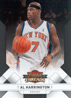 2009-10 Panini Threads #35 Al Harrington