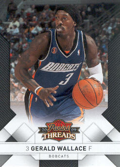 2009-10 Panini Threads #41 Gerald Wallace