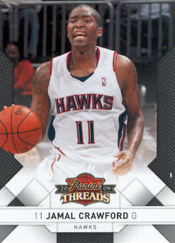 2009-10 Panini Threads #42 Jamal Crawford