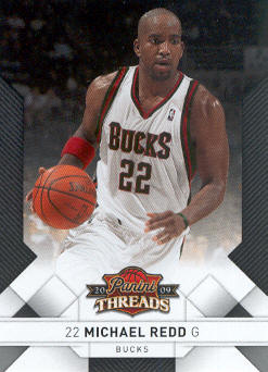 2009-10 Panini Threads #43 Michael Redd