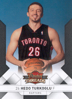 2009-10 Panini Threads #46 Hedo Turkoglu