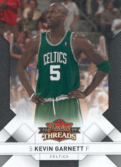 2009-10 Panini Threads #47 Kevin Garnett