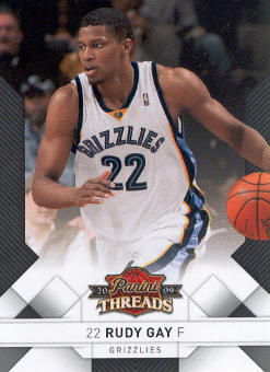 2009-10 Panini Threads #51 Rudy Gay