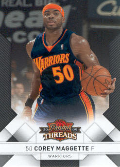 2009-10 Panini Threads #53 Corey Maggette