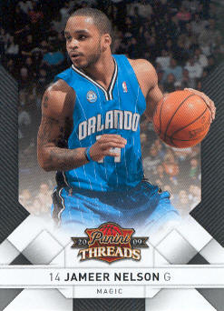 2009-10 Panini Threads #57 Jameer Nelson