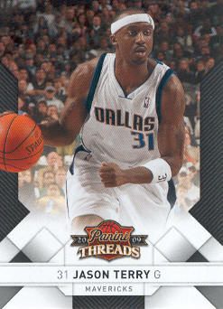 2009-10 Panini Threads #62 Jason Terry