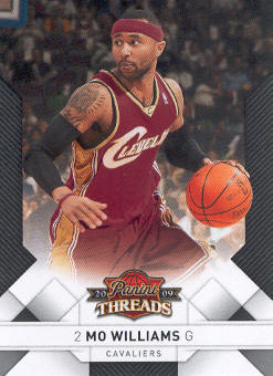 2009-10 Panini Threads #63 Mo Williams